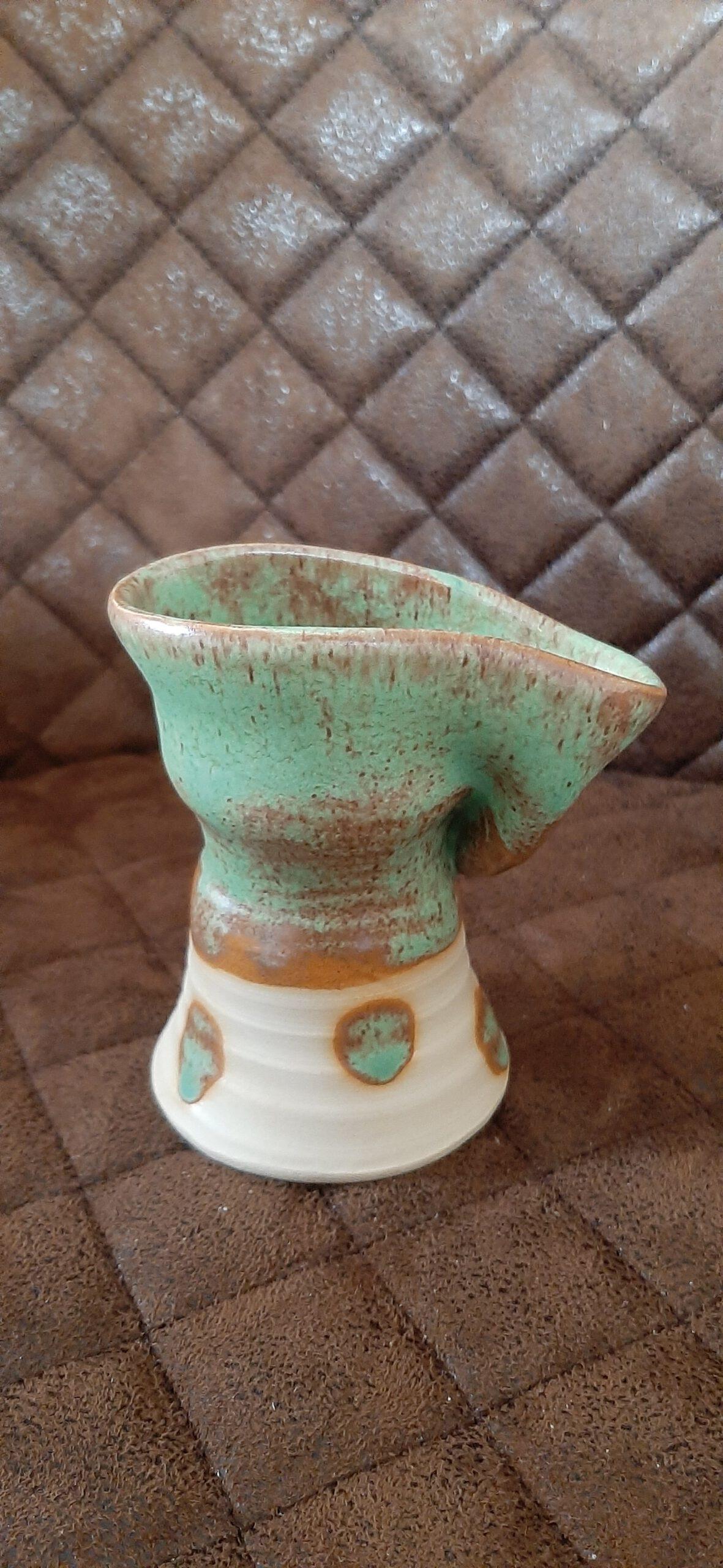 Vase, Keramik für den Tisch, KeraMik von Herz zu Herz, schöne Geschenke, Augsburg