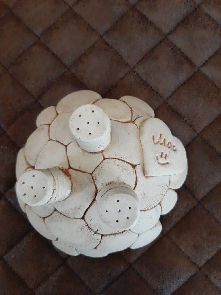 Schale, Handarbeit, Keramik, KeraMik von Herz zu Herz, Augsburg