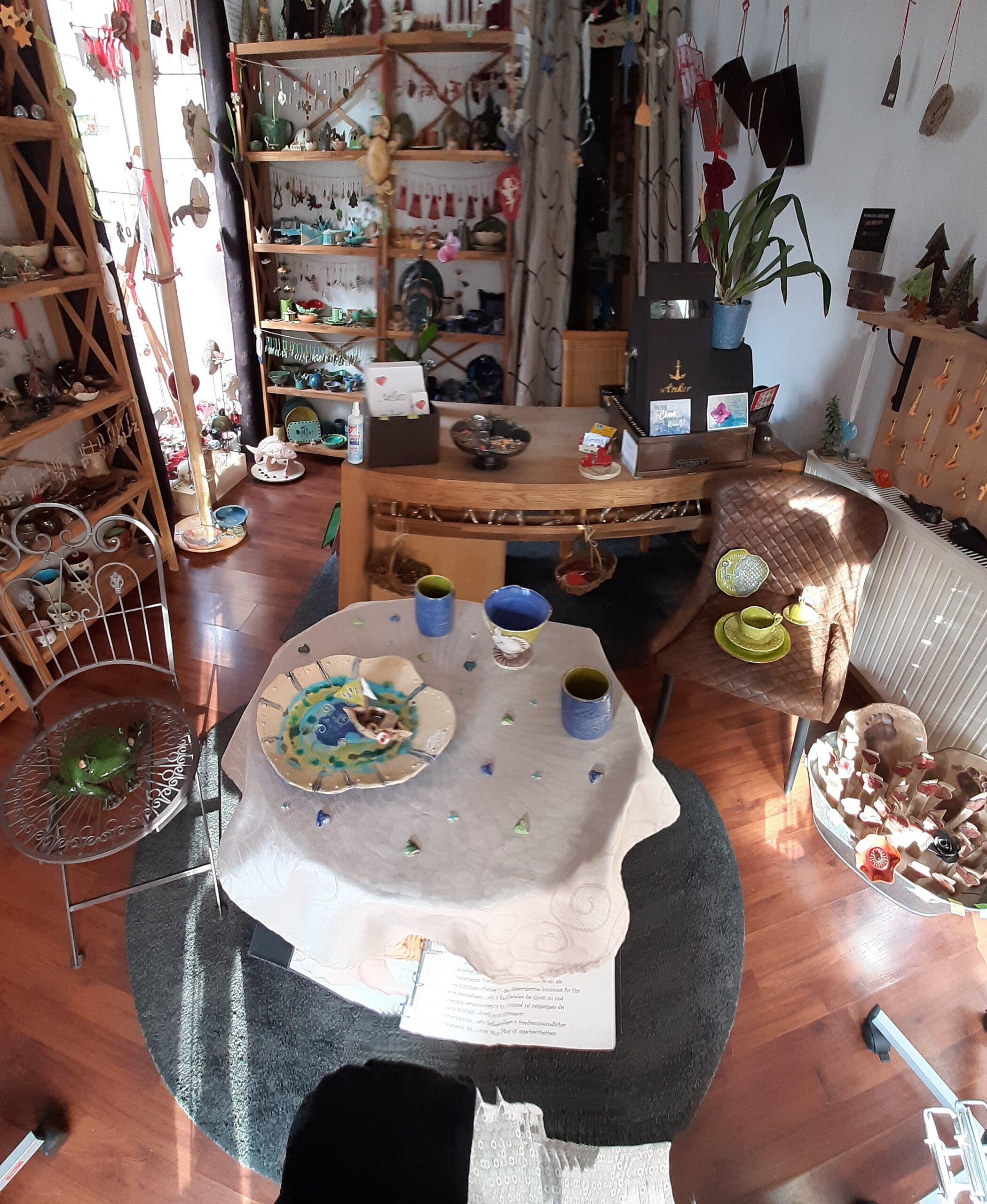 Keramik in Augsburg, KeraMik von Herz zu Herz, Geschenke von Hand gemacht, Clayartist, Unikate mit Liebe gefertigt, Kreativität in Hand & Kopf, Motivation von Herz zu Herz, Texte zum Nachsinnen